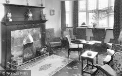 Tal Y Cafn, The Lounge, Ferry Hotel c.1965, Tal-Y-Cafn