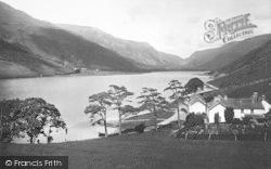 Tal-Y-Llyn, Lake, Tyn-Y-Cornel Hotel 1895