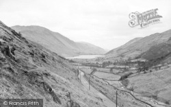 Tal-Y-Llyn, Pass And Lake c.1955