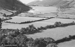 Tal-Y-Llyn, The Lake From Corris Road c.1938