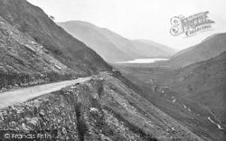 Tal-Y-Llyn, The Pass c.1877