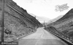Tal-Y-Llyn, The Pass c.1955