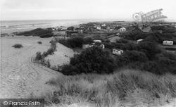 Talacre, Lighthouse Cottages c.1960