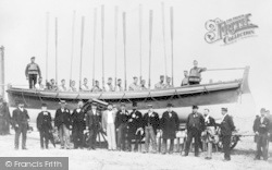 Talacre, Point Of Ayr Lifeboat 1896