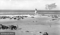 Talacre, Point Of Ayr Lighthouse c.1960