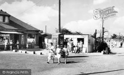 Talacre, Post Office c.1960