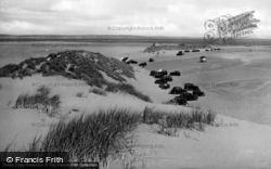 Talacre, The Sandhills 1939