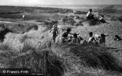 Talacre, The Sandhills c.1955