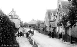 Talaton, The Village 1906