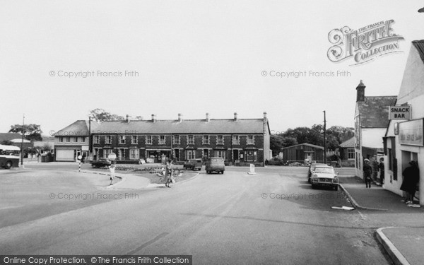 Talbot Green, Cross Roads c1955