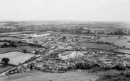 Talbot Green, general view c1955