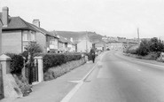 Talbot Green, Lanelay Road c1955