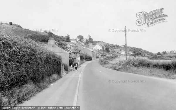Talbot Green, Talbot Road c1955