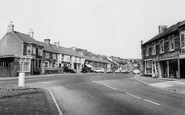Talbot Green, the Square c1955