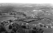 Talbot Green, view from the Craig 1956