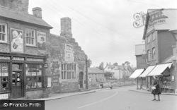 Talgarth, Bronllys Road 1955