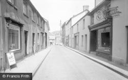 Talgarth, High Street 1960