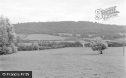Talgarth, Park Wood 1955