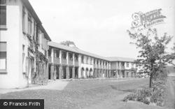 Talgarth, South Wales Sanatorium, Nursing Section 1936