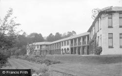 Talgarth, South Wales Sanatorium, The Hospital 1936