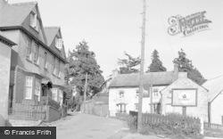 Talgarth, The Bank 1952