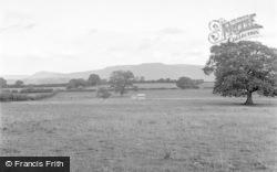 Talgarth, The Black Mountains 1955