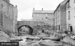Talgarth, The Bridge 1963