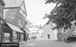 Talgarth, The Square 1952