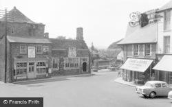Talgarth, The Square 1960