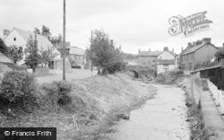 Talgarth, The Stream 1963