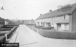 Talgarth, Westfields 1960