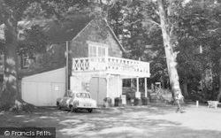 Boat House c.1960, Talkin