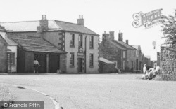 Talkin, The Hare And Hounds Inn c.1960