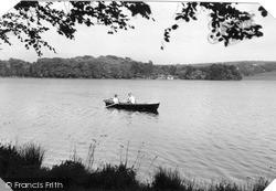 The Tarn, Looking East c.1955, Talkin