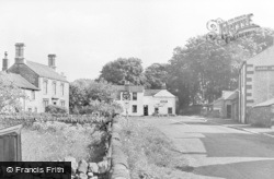 Talkin, The Village And Blacksmiths Arms c.1955