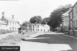Talkin, The Village And Blacksmiths Arms c.1960