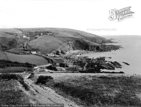 Talland Bay photo