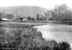 Talley, Lakes And Abbey 1936