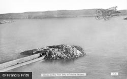 Talmine, Islands And Bay From Jetty c.1950