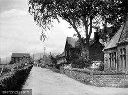 Talsarnau, Village 1936