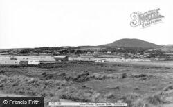 Talybont, Islawrffordd Caravan Park c.1965, Tal-Y-Bont