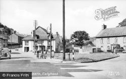 Talybont, Square c.1955, Tal-Y-Bont