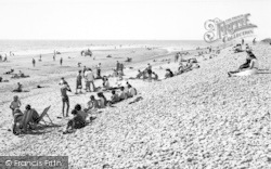 Talybont, The Beach c.1960
