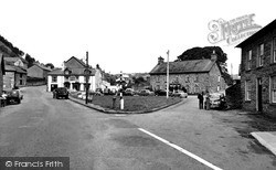 Talybont, The Square c.1960