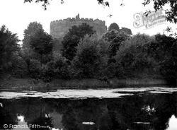 Tamworth, Castle 1949