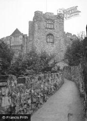 Tamworth, Castle 1953
