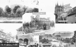 Tamworth, Composite c.1955