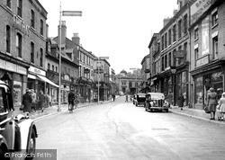 Tamworth, George Street 1949