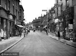 Tamworth, George Street c.1950