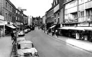 Tamworth, George Street c1965